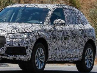 Фото нового Q5 от Audi