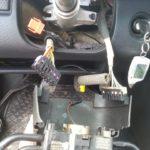 разъемы подрулевого переключателя ауди 80б4