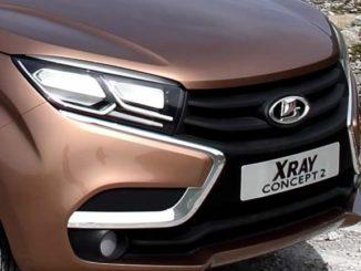 концепт автоваза xray2
