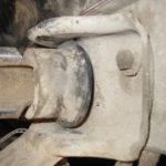 Передняя подкшка (гриб) на ауди 80 б3