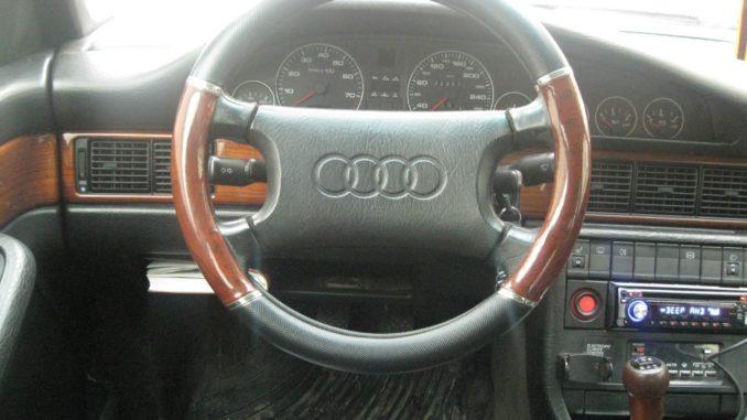 Руль для ауди 100 С4