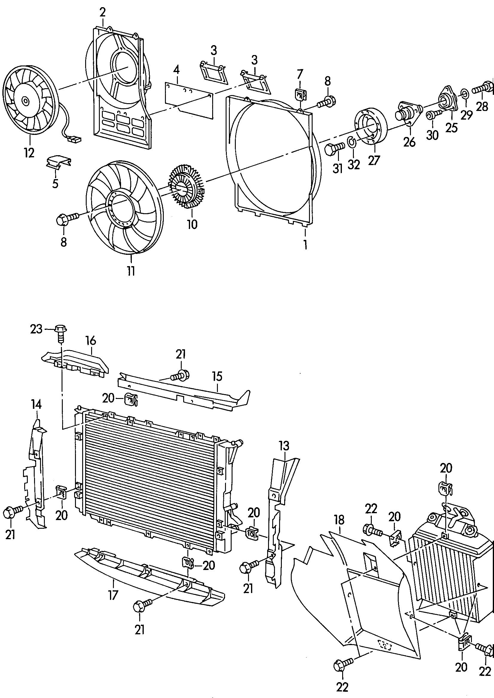 схема вентилятора ауди а6