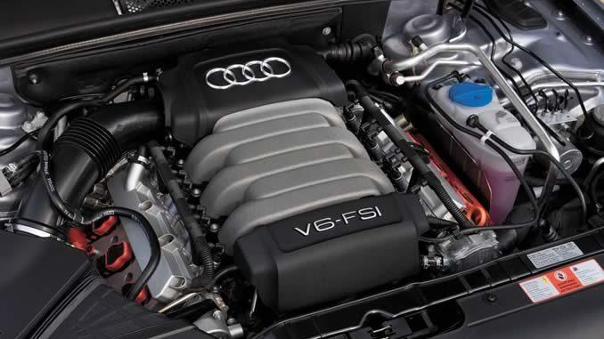 двигатель ауди а5 v6 fsi
