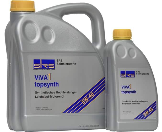 VIVA1 topsynth 5W-40